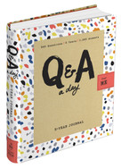 Q&A a Day for Me (A 3-Year Journal for Teens) by Betsy Franco, 9780804186643