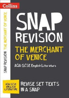Collins Snap Revision Text Guides - The Merchant of Venice: AQA GCSE English Literature by Collins UK, 9780008247096