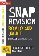 Collins Snap Revision Text Guides - Romeo and Juliet: AQA GCSE English Literature by Collins UK, 9780008247072