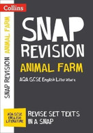 Collins Snap Revision Text Guides - Animal Farm: AQA GCSE English Literature by Collins UK, 9780008247133