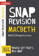 Collins Snap Revision Text Guides - Macbeth: AQA GCSE English Literature by Collins UK, 9780008247089
