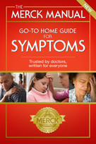 The Merck Manual Go-To Home Guide for Symptoms by Robert S Porter, MD, 9780911910988
