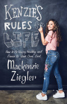 Kenzie's Rules for Life (How to Be Happy, Healthy, and Dance to Your Own Beat) - 9781501183584 by Mackenzie Ziegler, Maddie Ziegler, 9781501183584
