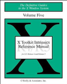 X Toolkit Intrinsics Ref Man R5 (The Definitive Guides to the X Window System) by David Flanagan, 9781565920071