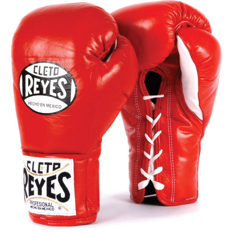 Cleto Reyes Pro Fight Gloves Red