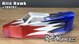 Nitehawk - 1/10 Buggy Body - (AE B6/B6D,B6.1/B6.1D,B6.2/B6.2D)