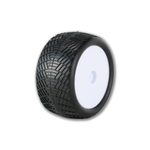 """Rubber Only:  Slick - Rear Buggy Tires 2.2"""" (1 pr)"""