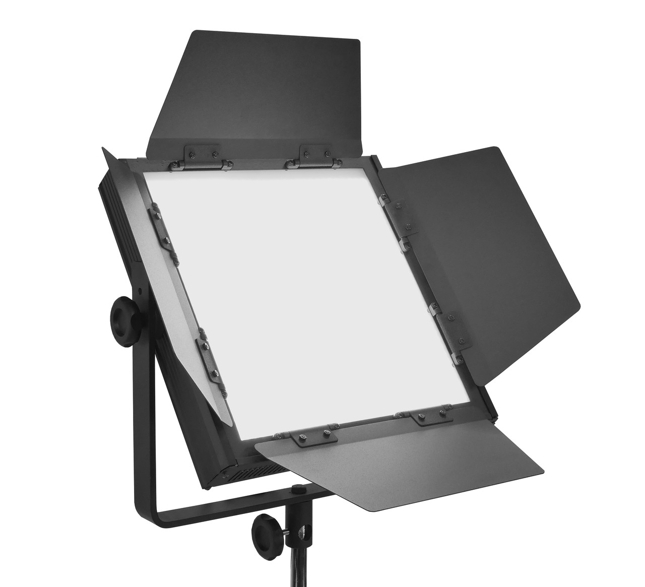 MicroBeam 1024 SoftPanel LED - Video Photo Incredibly Soft Constant Light Source with Barndoors