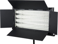 FloLight FL-220AW Fluorescent Dim 200 Watt Daylight and Tungsten Video and Photo lighting - no flicker - Softbox - High CRI