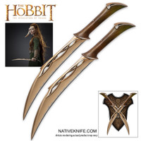 The Hobbit Fighting Knives of Tauriel UC3044