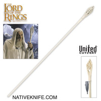 Lord of the Rings Staff of Gandalf the White UC1386