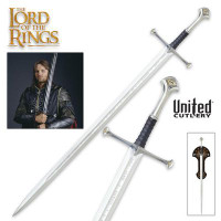 The Lord of the Rings Anduril Sword UC1380AS