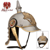 German Picklehaub Military Helme