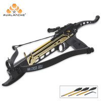 Cobra Self Cocking Tactical Crossbow Pistol 80-lb.