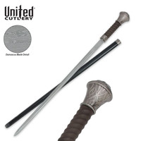 United Fantasy Sword Cane Damascus