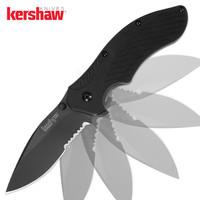 Kershaw Black Clash