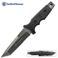 Smith & Wesson Special Ops Tactical Tanto Knife