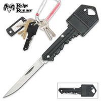 Ridge Runner Key Folding Knife