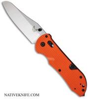 Benchmade Triage AXIS Lock Knife Orange 915ORG