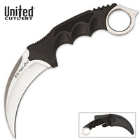 United Cutlery Honshu Karambit Silver Boot Sheath
