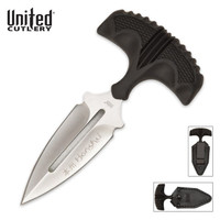 United Cutlery Honshu Push Dagger Silver Small