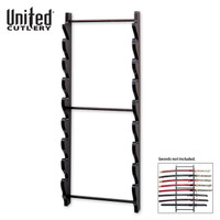 United Cutlery Black Wall Mount Sword Display  UC1060