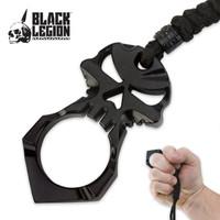Black Legion Skull Kubaton Black