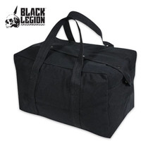 Black Legion Parachute Cargo Bag Black