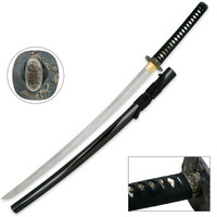 Ryumon Hand Forged 1060 Carbon Steel Samurai Katana Sword