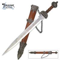 Roman Guard Gladius Sword & Scabbard