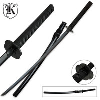 Black Emperor Katana Sword With Scabbard
