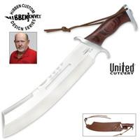 Gil Hibben IV Combat Machete Knife