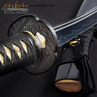 Shikoto Touchstone Handmade Wakizashi Samurai Sword UC3192