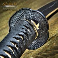 Shikoto Hammer-Forged Longquan Master Nodachi Sword UC3278