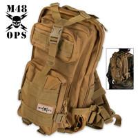 M48 Ops Gear Tan Daypack