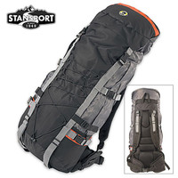 75 Liter Willow Internal Frame Pack Graphite