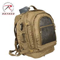 Rothco Move Out Tactical / Travel Bag Coyote