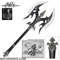 Kit Rae Black Legion Battle Axe KR22B