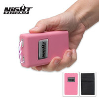 950,000 Volt Pocket Pal Stun Gun Pink