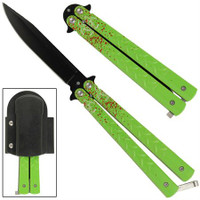 Zombie Horde Butterfly Knife Balisong