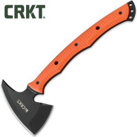 CRKT Kangee Tomahawk Orange
