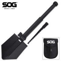 SOG Elite Trenching Tool