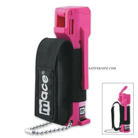 Mace Sport Jogger Defense Pepper Spray Hot Pink