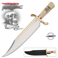 Gil Hibben Expendables Bowie Knife with Sheath GH5017