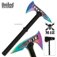 United Cutlery M48 Rainbow Tactical Tomahawk UC3147
