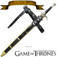 Game of Thrones The Scabbard of Jon Snow - Official HBO Licensed Product