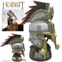 The Hobbit Helm of Dain Ironfoot UC3167