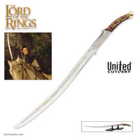 The Lord of the Rings Hadhafang Sword UC1298