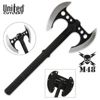 United Cutlery M48 Double Bladed Tactical Tomahawk UC3056