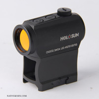 Holosun Paralow Red Dot Sight, 2 MOA Dot, Parallax-Free HS403A